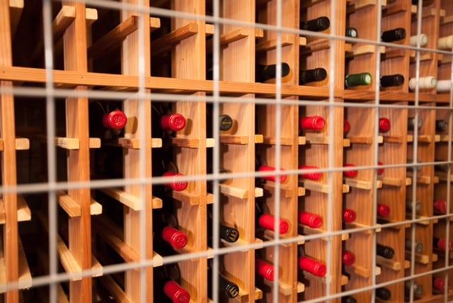 Wine Bottle Storage - LI Wine Tastings