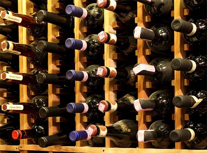 Wine Storage Racks - LI Wine Tastings