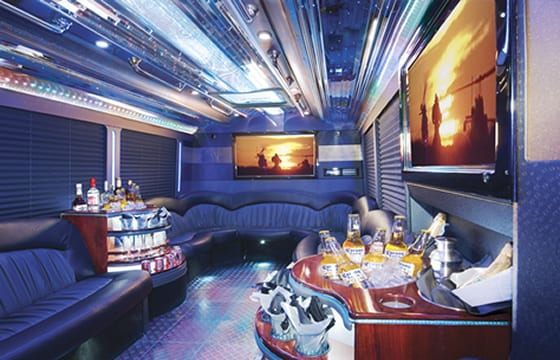Party Bus Service - LI Wine Tastings