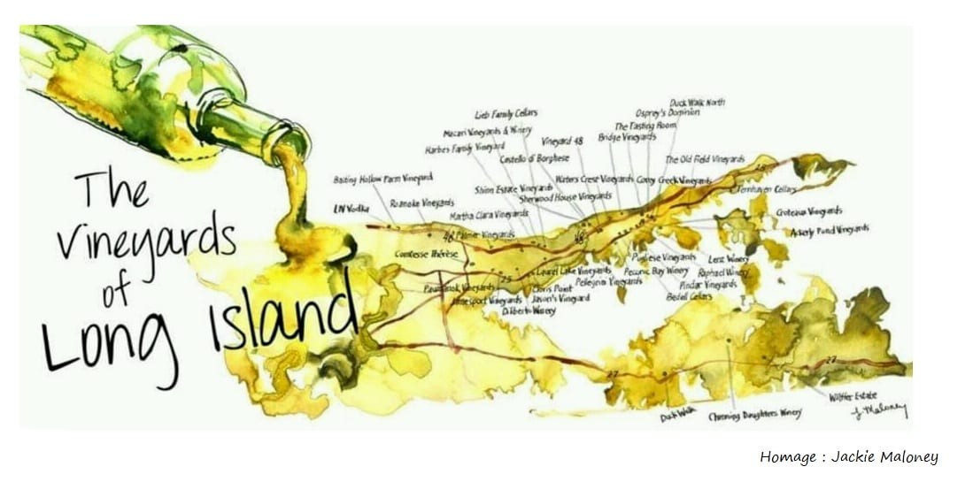 Long Island Wine Tours - LI Wine Tasting Tours